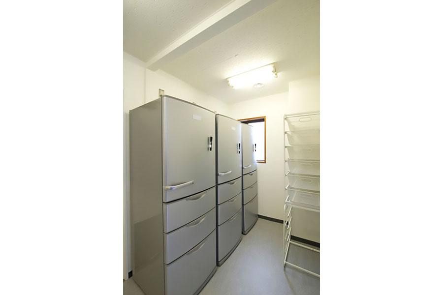 チェルシーハウス 冷蔵庫